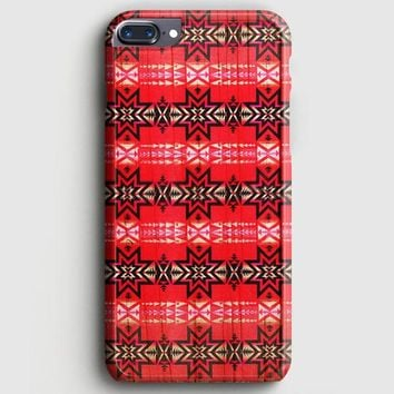 Pendleton Cotton Spa Towels iPhone 8 Plus Case | casescraft