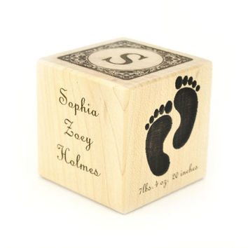 Best Block Letter Baby Name Products on Wanelo
