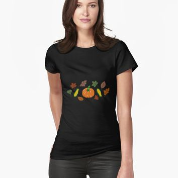 'Fall' T-shirt by VibrantVibe