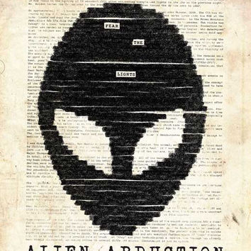 Alien Abduction 11x17 Movie Poster (2014)