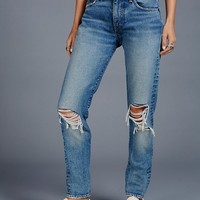Free People Levi's 505c Jeans