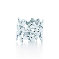 Tiffany & Co. - Paloma Picasso®:Olive Leaf Band Ring