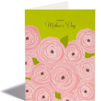 Mom Roses Mother's Day Card