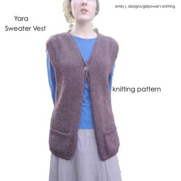 Knitting Pattern Long Vest : Best Aran Knit Sweater Products on Wanelo