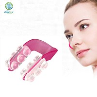 KONGDY Brand Nose Up Clip Lifting 2 Pieces Silicone Nose Shaper Clip Fashion Nose Corrector Bridge Straightening Clip