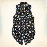 Leucadia Sleeveless Shirt