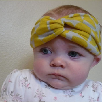Baby Turban Headband, Head Wrap, Baby Girl Headwrap, Baby Headwrap Bandana Turband, Newborn Headband Toddler Headband  Kids Goodtreasures123