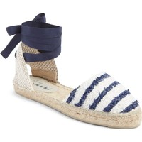 MANEBÍ Paris Lace-Up Espadrille Sandal (Women) | Nordstrom