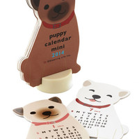 Year of the Critter 2014 Calendar in Puppy