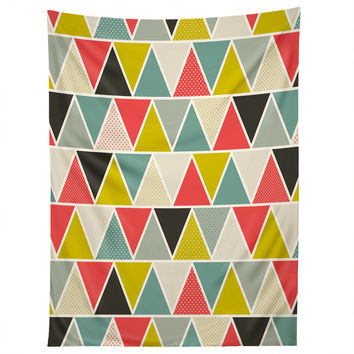 Heather Dutton Triangulum Tapestry