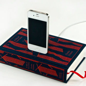 A Tale of Two Cities iPhone Book Charger by CANTERWICK