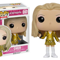 Pop! Movies: Clueless - Cher