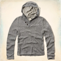 First Point Hooded Sweater