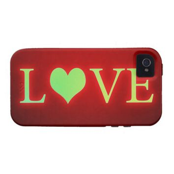 Love Case-Mate iPhone 4 Case