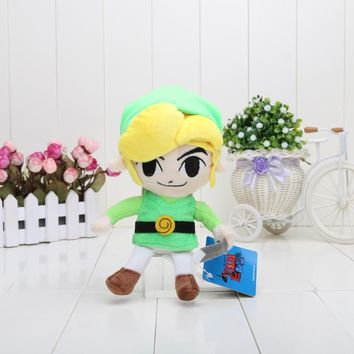 "8"" 20cm The Legend of Zelda Plush Toys Soft stuffed Toys For Children"