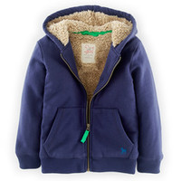 Shaggy Lined Hoody