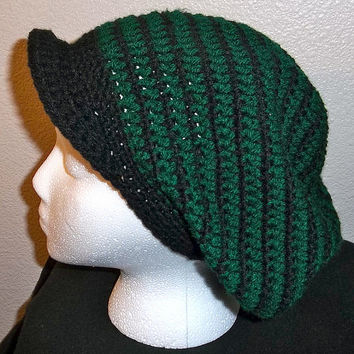 CROCHET PATTERN Slouchy Hat INSTANT Download / Crochet Slouchy Hat Pattern / Slouchy Hat pattern / Slouch Hat / Slouchy Hat pattern crochet