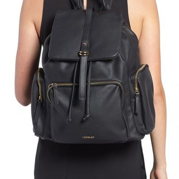 Topshop Faux Leather Backpack | Nordstrom