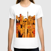 The Big Lebowski T-shirt by Ale Giorgini
