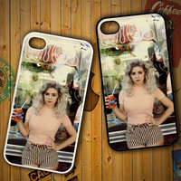 Marina and the diamonds Y1460 iPhone 4S 5S 5C 6 6Plus, iPod 4 5, LG G2 G3 Nexus 4 5, Sony Z2 Case