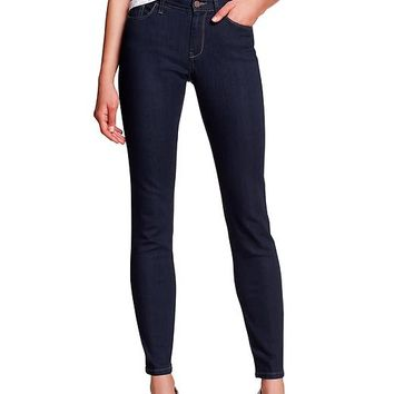 Banana Republic Womens Factory Dark Rinse Skinny Fit Jean