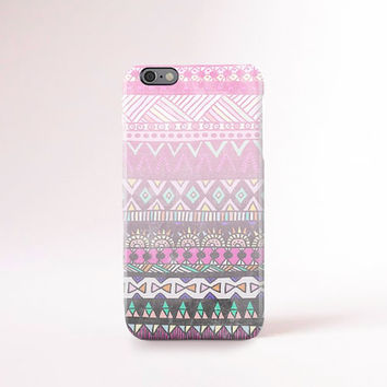 Ombre iPhone Case Tribal Samsung Galaxy S5 Case Ombre iPhone 6 Case S4 Case iPhone 6 plus Case iPhone 5C Case iPhone 5S Case Pastel Pink