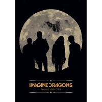 Imagine Dragons Poster Flag