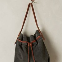 Cascadia Suede Bucket Bag by Mo&Co. Holly One Size Jewelry