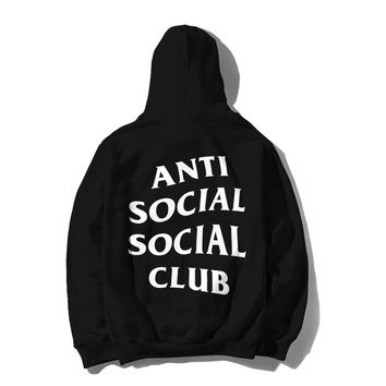 ANTI SOCIAL SOCIAL CLUB — Mind Games Hoodie