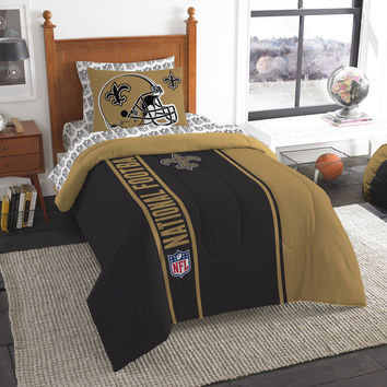 Saints  Twin Comforter Set - Soft and Cozy
