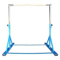 Z-Athletic Gymnastics Expandable Junior Training Bar (Blue)