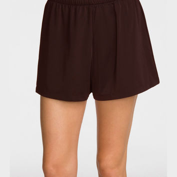 Solid Jogger Short