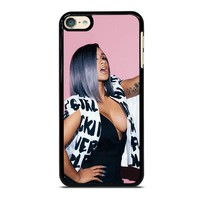 CARDI B COMPLEX iPod Touch 6 Case Cover