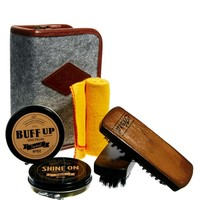 Gentleman's Hardware Shoe Shine Kit - Gr