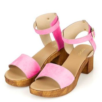DUPE Heeled Sandal - Shoes
