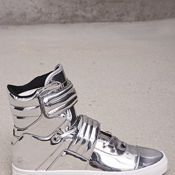 Men Radii Glossy Sneakers