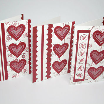 Valentines Card, Bath Salt Card Insert, Gift Card Package with Bath Soak, One of a Kind