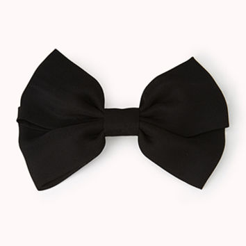 FOREVER 21 Iconic Bow Barrette