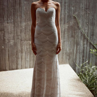 Market Gown - White | Stone Cold Fox