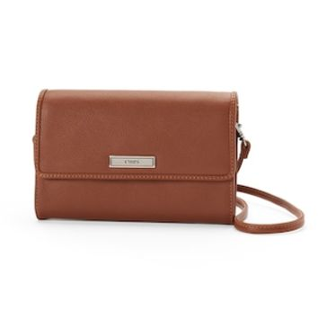 Chaps Margo Fold Over Convertible Wristlet | null