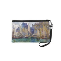 The Havre Museum Claude Monet Wristlet Purses from Zazzle.com