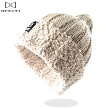 Winter Hat Top Fashion 2017 New Autumn Toca Gorros Beanie Winter Knitting Wool Hat Casual Caps Women Beanies Knitted Gorro Warm