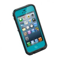 Lifeproof iPhone 5 Case - 1 Pack - Retail Packaging - Teal:Amazon:Cell Phones & Accessories