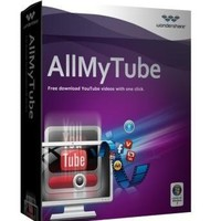 Wondershare AllMyTube Coupon Code + Crack Full Version