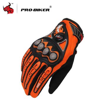 PRO-BIKER Motorcycle Riding Gloves Protective Gear Outdoor Sports Guantes Unisex Professional Racing Gloves Moto Gloves
