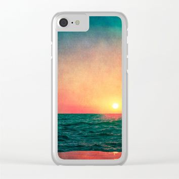 Fade Away Clear iPhone Case by Faded  Photos
