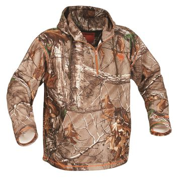 ArcticShield Midweight 1/4 Zip Hoodie-Realtree Xtra-M