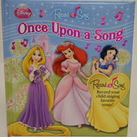 Disney / Princess Record A Song Book Case Pack 12