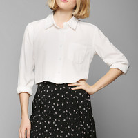Cooperative Pleated Mini Skirt - Urban Outfitters