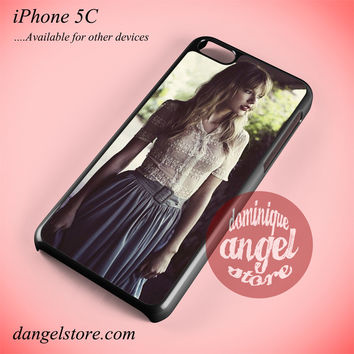 Adorable Taylor Swift Phone case for iPhone 5C and another iPhone devices